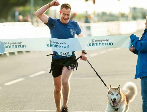 Canine Run Bounds Back for Second Year