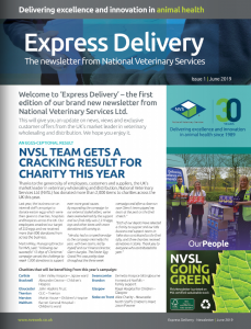 EXPRESS DELIVERY Newsletter