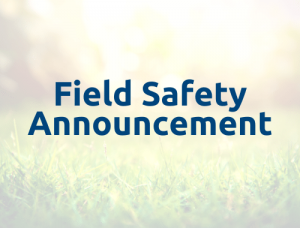 Field Safety Announcement