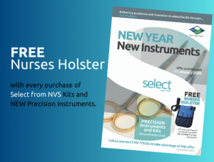 Free Nurses Holster Select from NVS