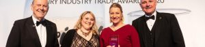 Young Dairy Vet of the Year, CREAM Awards